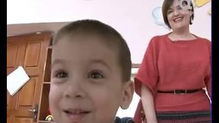 Родители забрали Артемку из детского дома