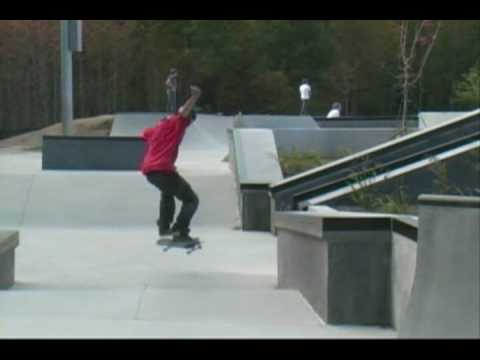 ORISUE - Bay Creek Skatepark