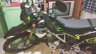 Klx Bf Se Extreme Striping 2018 Video Video