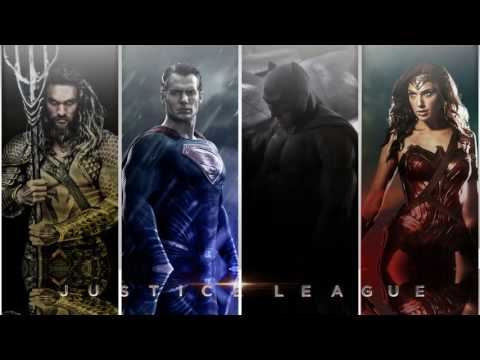 Soundtrack Justice League (Theme Song) - Musique du film Justice League (2017)