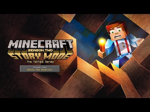 Minecraft: Story Mode - Season Two - EPISODE FOUR TRAILER thumbnail