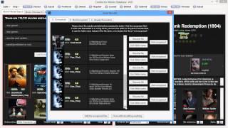 Coollector Movie Database - File Scanning