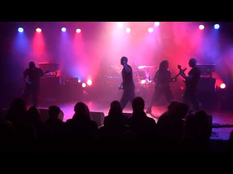 Ackros - The Blind Celebration + Axis Antiseptia (Live @ Le Botanique 2011)