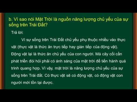 KHOA HỌC BAI 23 SU DUNG NANG LUONG MAT TROI,GIO VA NUOC CHAY