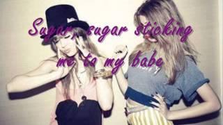 ♥ Sugar ♥ Stretch Princess (lyrics)