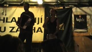 Video Gabra a Harmonikář   Zach Pub 2013