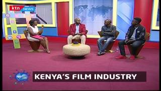 Kenya's Film Industry with Tosh Gitonga - Nairobi half life director and George Mulei- Film Director