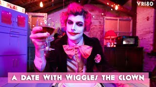 A Date with Wiggles the Clown