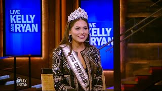 Andrea Meza Talks About Being Crowned Miss Universe