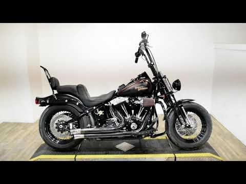 2009 Harley-Davidson Softail® Cross Bones™ in Wauconda, Illinois - Video 1