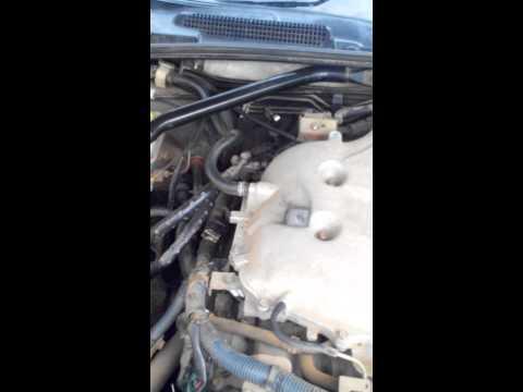 Фото к видео: Замена кислородных датчиков VQ25DD