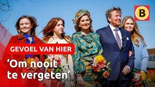 Zo vierde het koninklijk gezin Koningsdag in Eindhoven | Omroep Brabant