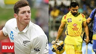 OFFICIAL: Mitchell Santner Replacement Revealed | CSK - Chennai Super Kings Team | IPL 2018