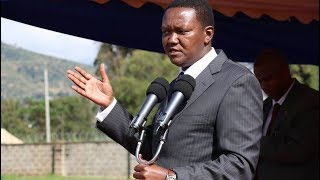 Mutua tells DCI to hand over fake gold scam suspects to the UAE for
