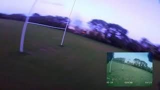 """First 5"""" Freestyle FPV drone flight"""