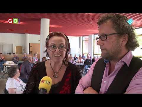 Bevrijdingsfestival in oude ziekenhuis - RTV GO! Omroep Gemeente Oldambt