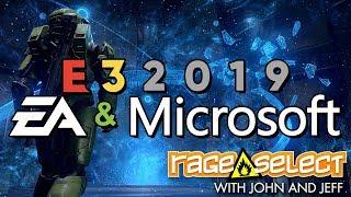Rage Select E3 2019 Recap - Electronic Arts and Microsoft
