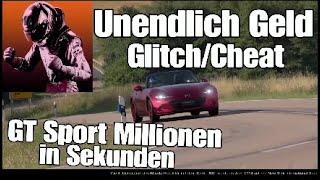 GT Sport - Unendlich Geld Millionen in Sekunden