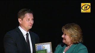 Телеканал ОНТ удостоен премии за повышение правовой грамотности белорусов