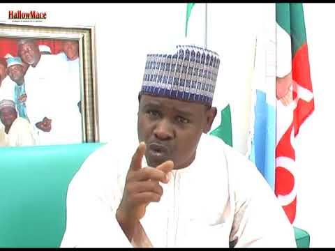 Kazaure didn't ask Buhari to allow him hunt Boko Haram