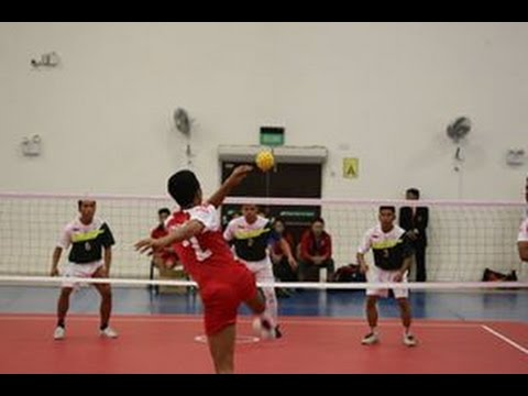 7th ASEAN Schools Games - Sepaktakraw