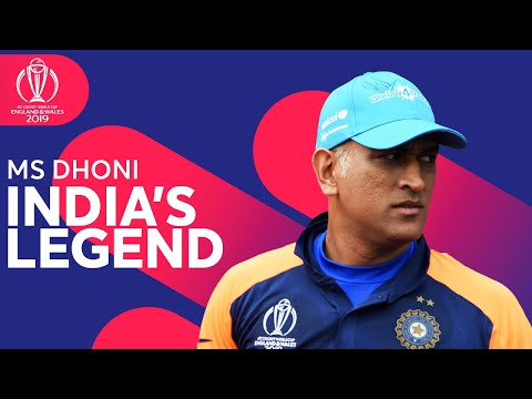 Download The incredible MS Dhoni | Player Feature | ICC Cricket World Cup HD Mp4 3GP Video and MP3