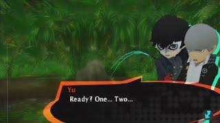 Persona Q2: New Cinema Labyrinth [3DS] - Kamoshida Man Boss