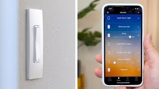 Ultimate Smart Home: Legrand Smart Light Switches