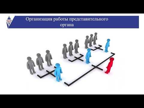Представительный орган  в системе местного самоуправления:статус, полномочия, организация работы