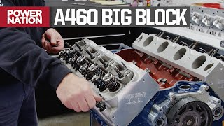 Building a 1100+ Horsepower Jon Kaase Big Block Ford - Engine Power S6, E5