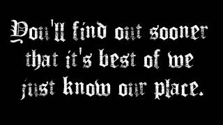 Avenged Sevenfold - God Hates Us