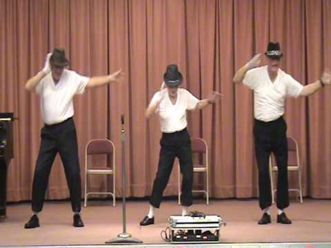 WATCH: Senior Citizens Boogie Down to Billie Jean