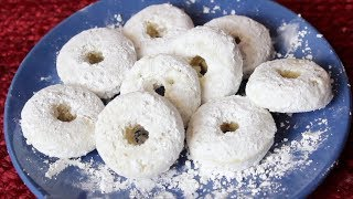 How to Make Powdered Donuts