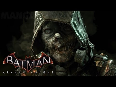 Видео № 2 из игры Batman: Рыцарь Аркхема (Arkham Knight) (Steebook) (Б/У) [PS4]