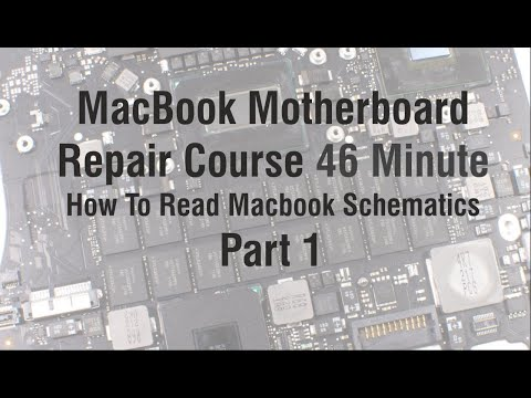 MacBook Motherboard Repair Course 46 Minute - YouTube