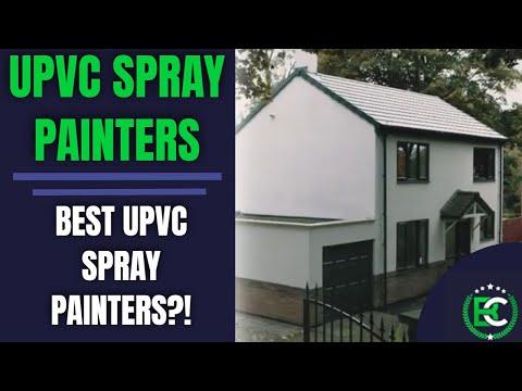 UPVC Spray Painters |  🎨 Best Respray, Repaint & Spraying UK Contractor 🎨