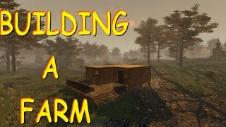 Subsistence Building A Farm! Part 5