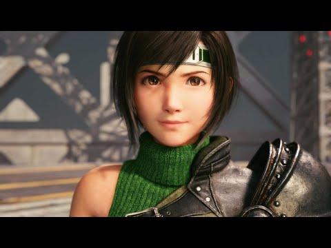 Des images du DLC sur Yuffie de Final Fantasy VII Remake Intergrade