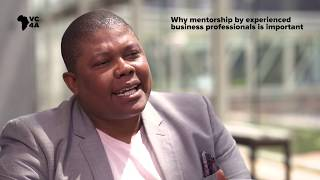 Why mentorship by experienced business professionals is important