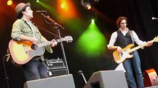 Joshua Radin - Nowhere To Go (New Song) @ Where The Action Is ( WTAI ), Stockholm 13/6-09