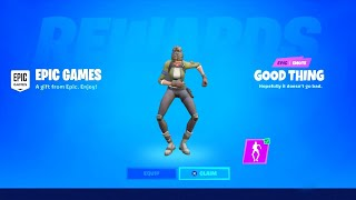 How to Get New FREE EMOTE in Fortnite! (SIMPLE)
