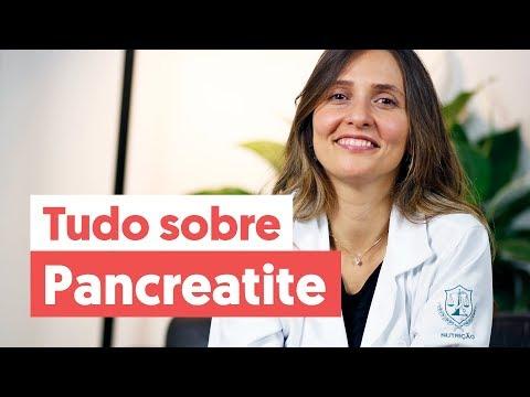 Pancreatite: Sintomas e alimentação ideal