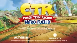 Evolution Of Crash Bandicoot Racing Games [1999-2019] - Самые лучшие