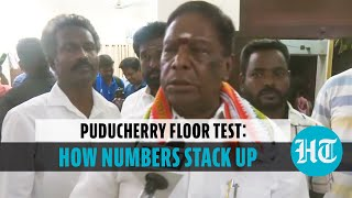 'Nominated MLAs can't vote': Puducherry CM confident ahead of trust vote - Download this Video in MP3, M4A, WEBM, MP4, 3GP