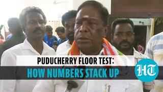 'Nominated MLAs can't vote': Puducherry CM confident ahead of trust vote - PUDUCHERRY