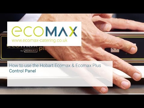 How To Use The Ecomax And Ecomax Plus Control Panel