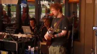 Ed Sheeran Little Bird