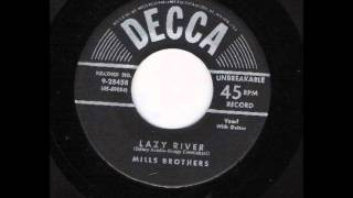 The Mills Brothers ~ Up The Lazy River MP3