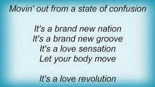 Army Of Lovers - Love Revolution Lyrics
