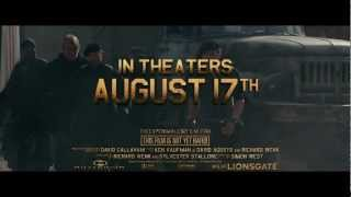 The Expendables 2 - TV-Spot [ENG | Full HD]